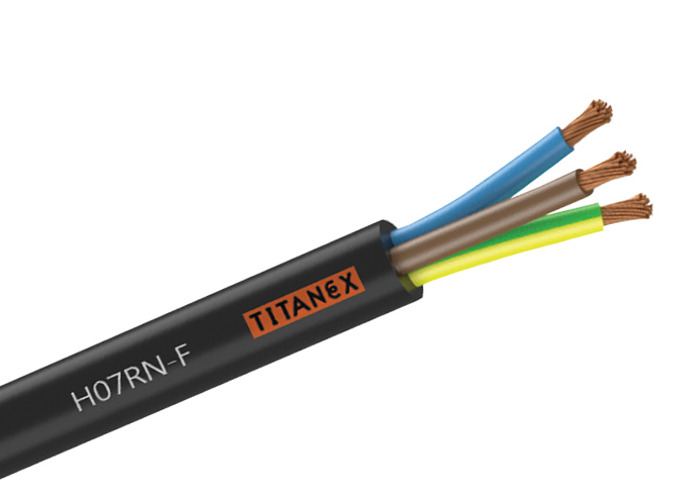 16A to 16A Ceeform Cable (H07RN-F) - Various Lengths - 2