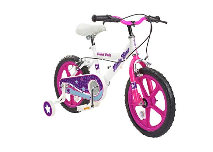 16IN PEDAL PALS LITTLE STAR GIRLS BIKE - 1