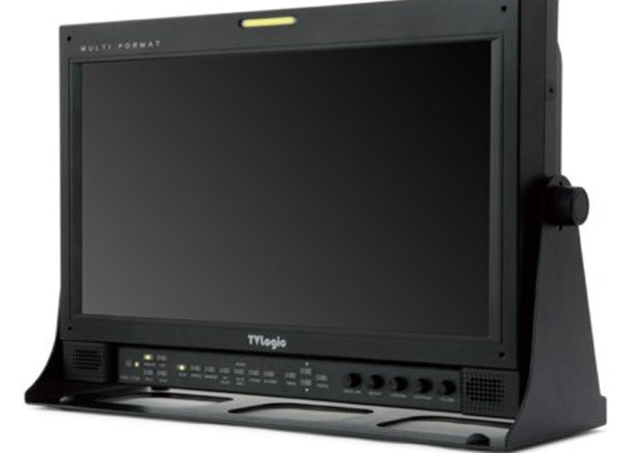 "17"" TV logic OLED Director Monitor - 1"