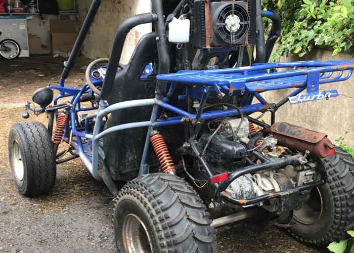 175cc buggy - 2