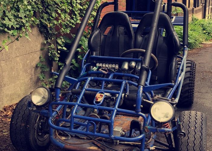 175cc buggy - 1