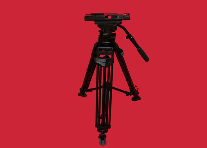 Miller Arrow 25 Tripod - 1
