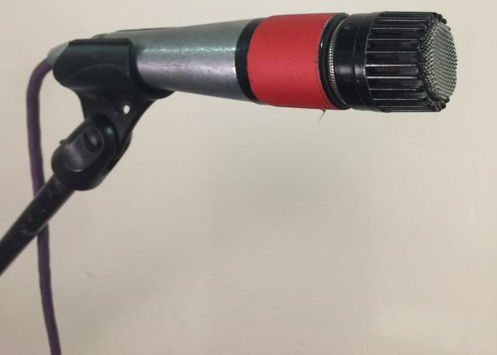 1960s Shure Unidyne 545 vintage Dynamic Microphone SM57 Kit - 1