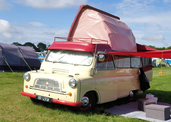 1961 Vintage Bedford CA Dormobile Classic Campervan  - 1