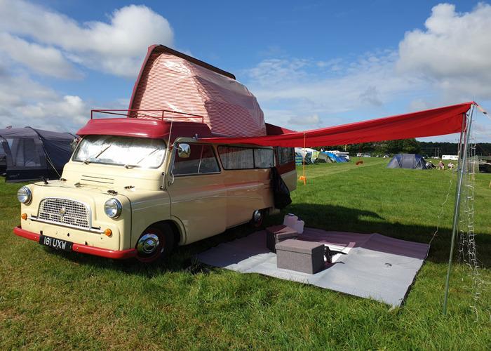 1961 Vintage Bedford CA Dormobile Classic Campervan  - 2