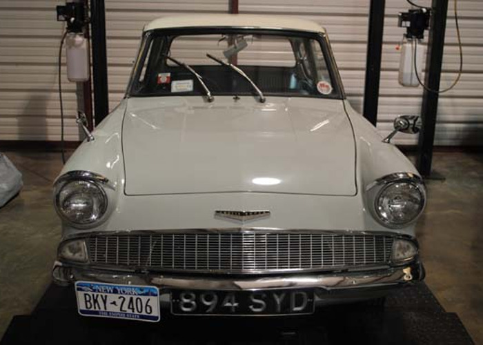 1962 Ford Anglia - 1