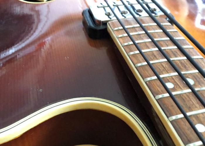 1964 Hofner President Bass Guitar - Before The Beatles - 2