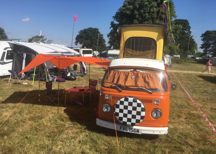 "1974 Californian LHD VW Campervan - ""Dolly"" - 1"