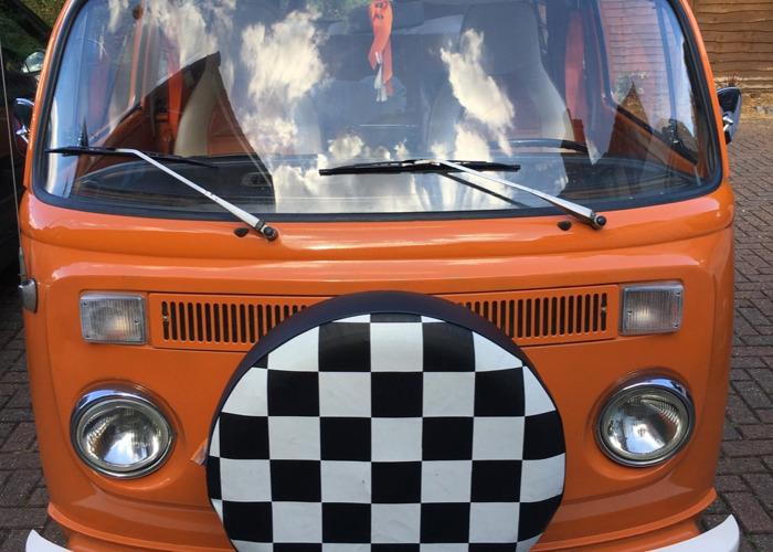 "1974 Californian LHD VW Campervan - ""Dolly"" - 2"