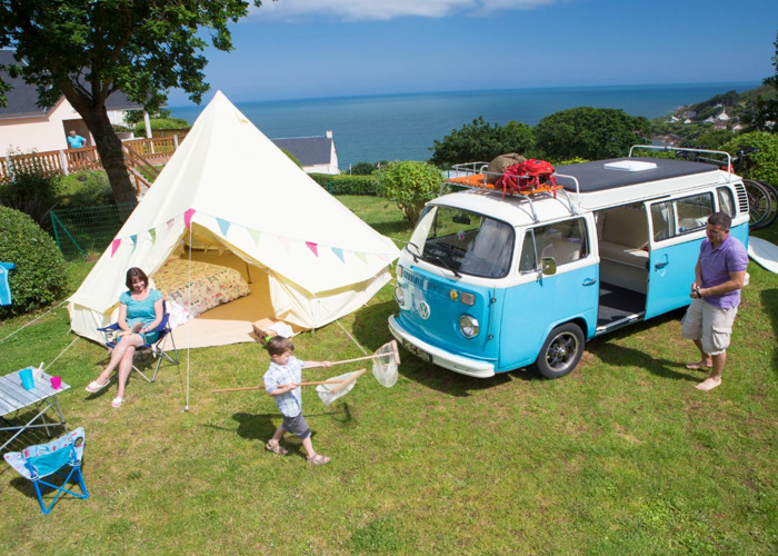 1975  Volkswagen Bay Window T2 Campervan  - 2
