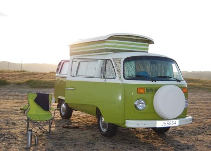 1977 VW Devon Bay Window  - 1