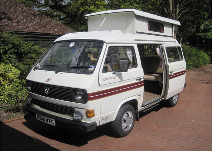 1988 VW Campervan - 1
