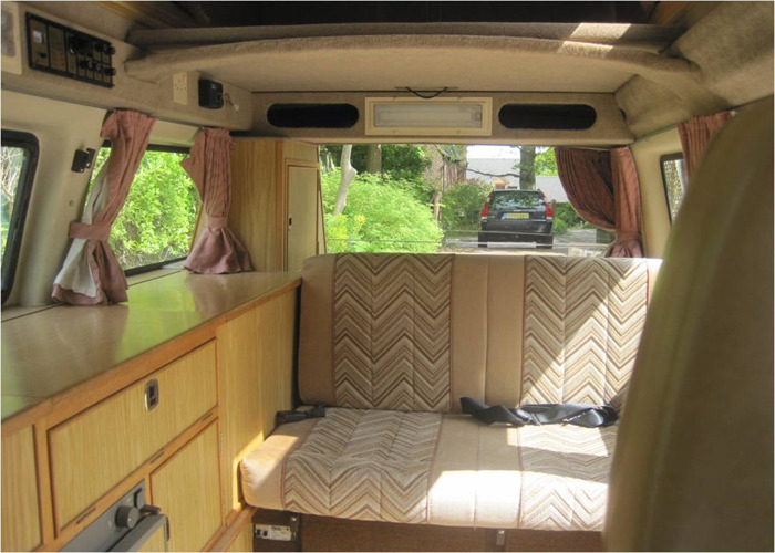 1988 VW Campervan - 2