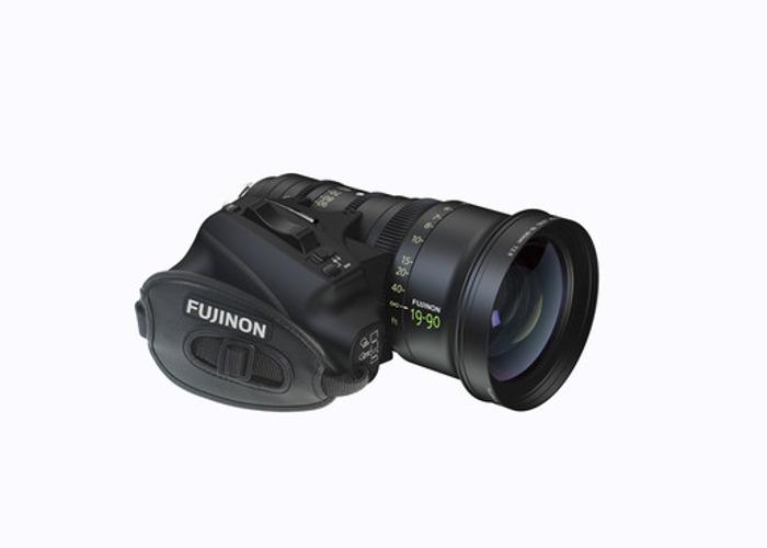 Fujinon 19-90mm Cabrio T2.9 PL Zoom Lens - 1