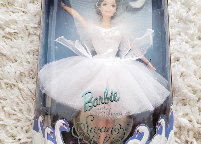 1997 Collectors Swan Lake Barbie - 1