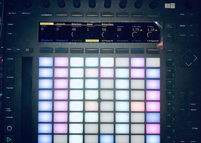 1x Ableton Push 2 (Midi controller) - 1