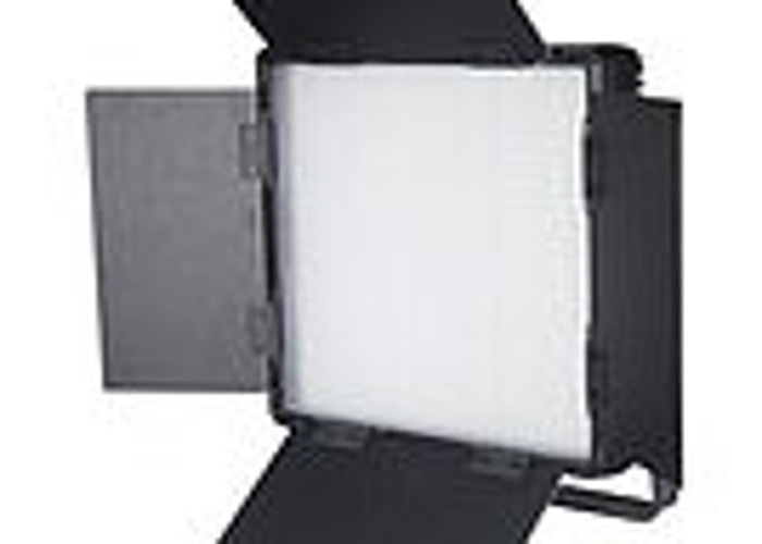1x LED light panel  - 1