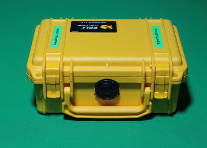 1x Sennheiser G3 Wireless Lapel Microphone kit in PELI case - 2