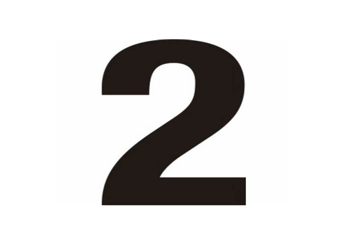 2 - 1