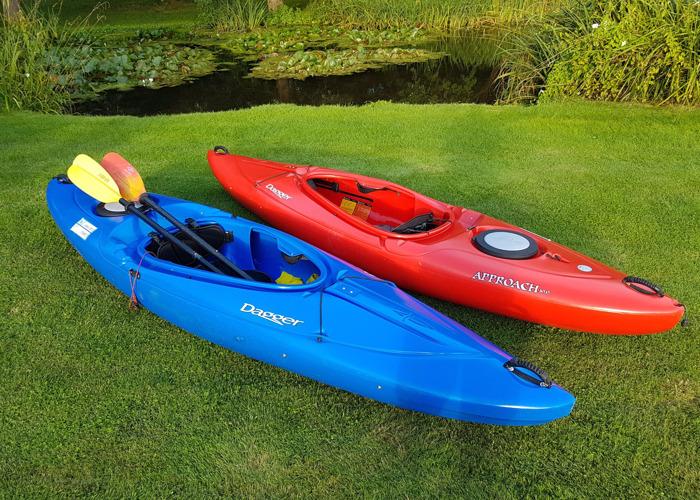 2 Adult Kayak - 1
