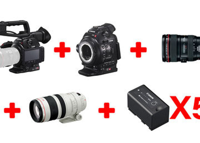 Roseglennorthdakota / Try These Canon C100 Mark Ii