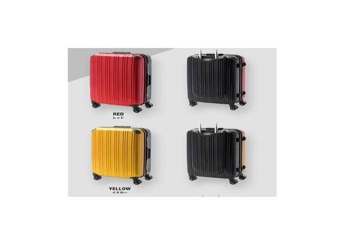 2 Medium size suitcase on Rent - 1