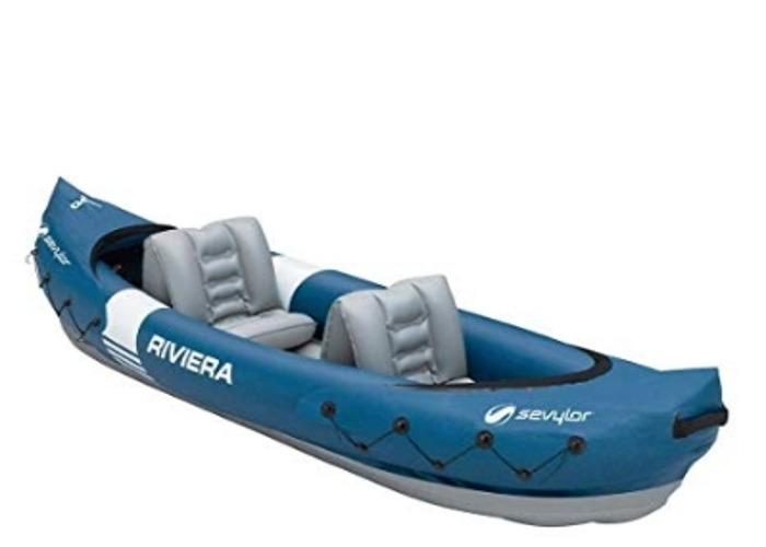 2 Person Inflatable Kayak - 1