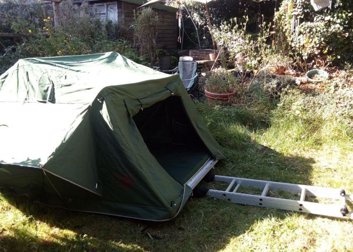 2 person roof tent / 4x4 tent - 2