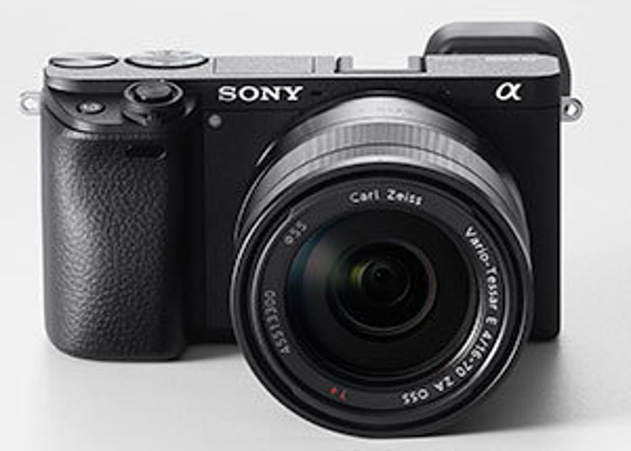 (2) Sony 6300 camera - 1