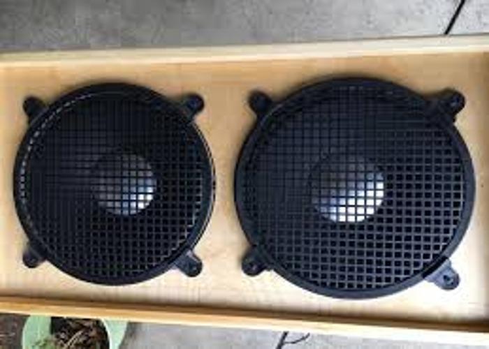 2 x 12' Guitar Cab // Guitar Amp // Band Speakers // Bristol - 1