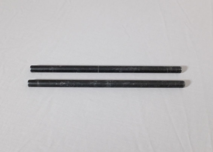 """2 x 12"""" Rods for Matte Box & Follow Focus Systems - 1"""
