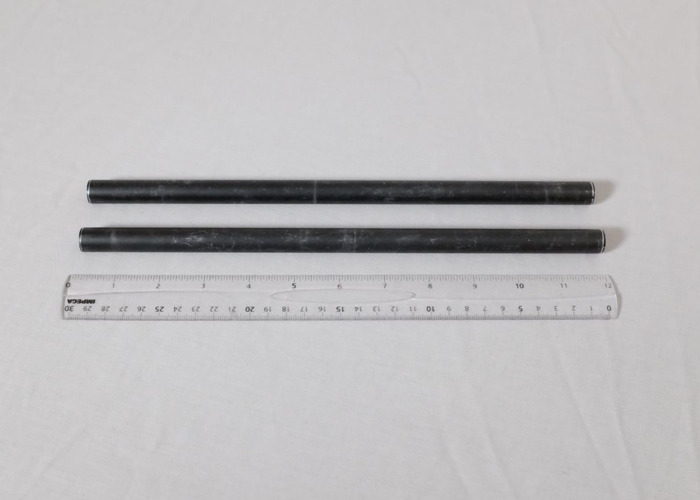 """2 x 12"""" Rods for Matte Box & Follow Focus Systems - 2"""