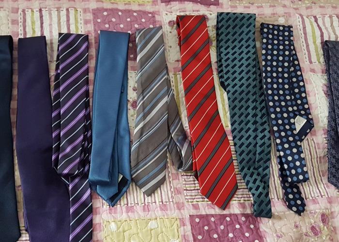 2 x Mens Tie - 1