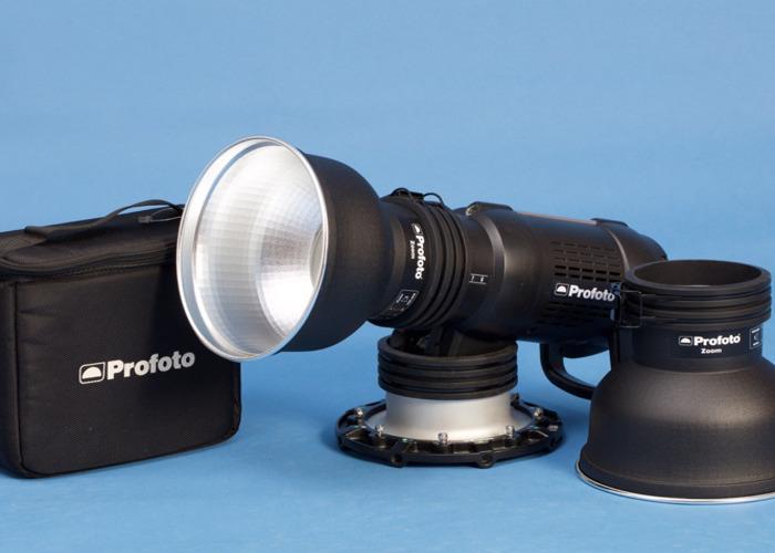 2 x Profoto Zoom Reflector kit - 1