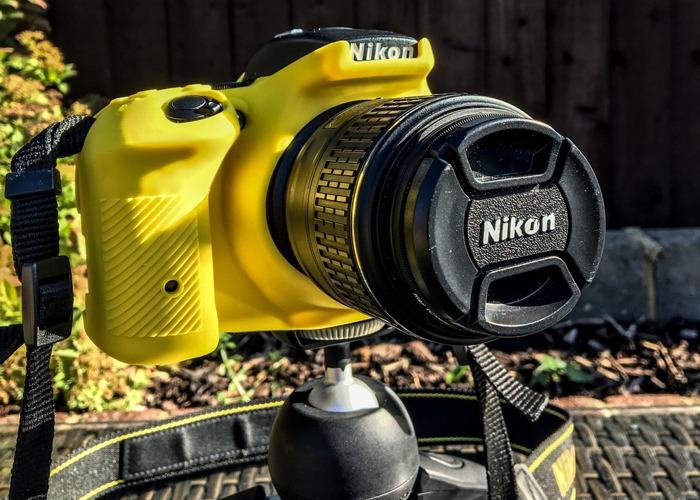 25% Off - Nikon D5500 DSLR Camera - 2