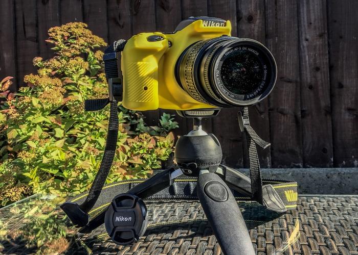 25% Off - Nikon D5500 DSLR Camera - 1