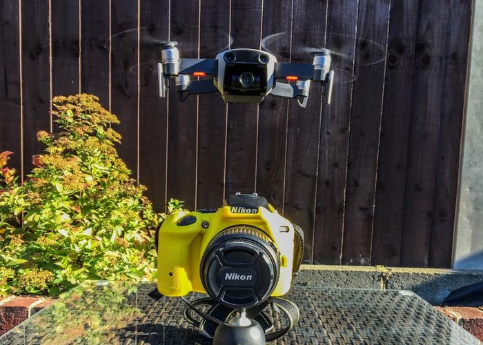 15% Off Photo Bundle - DJI Mavic Air Drone & Nikon D5500 Camera - 2
