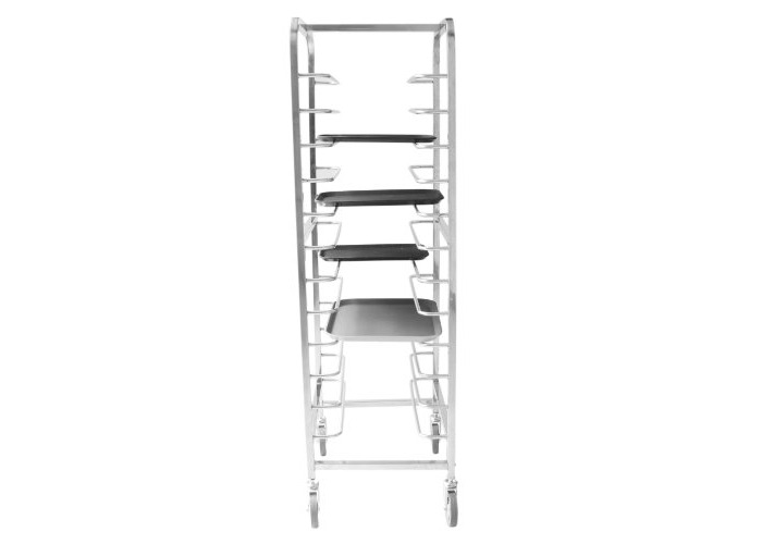 20 Shelves Clearing Trolley - 1