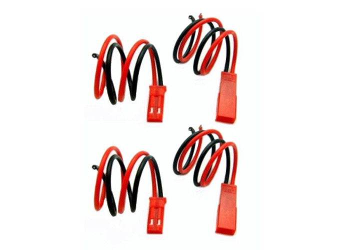 20 x JST Connector Plug With Connect Cable For RC BEC ESC Battery - 2