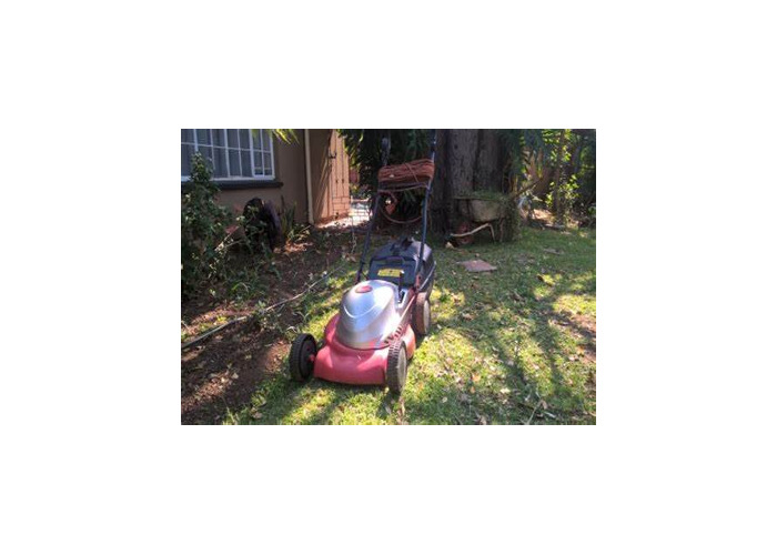 2000W electric lawnmower - 1