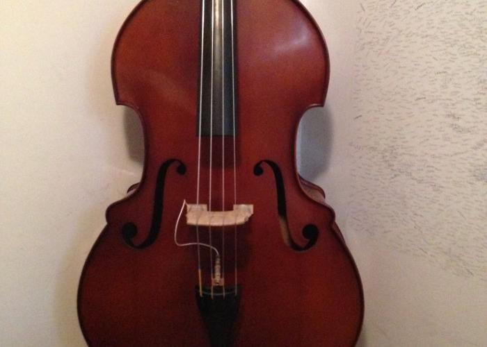 2004 Christopher Double Bass with Fishman Pickup - 1