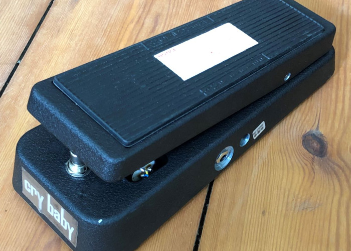Dunlop Cry Baby Standard Wah GCB-95 - 1