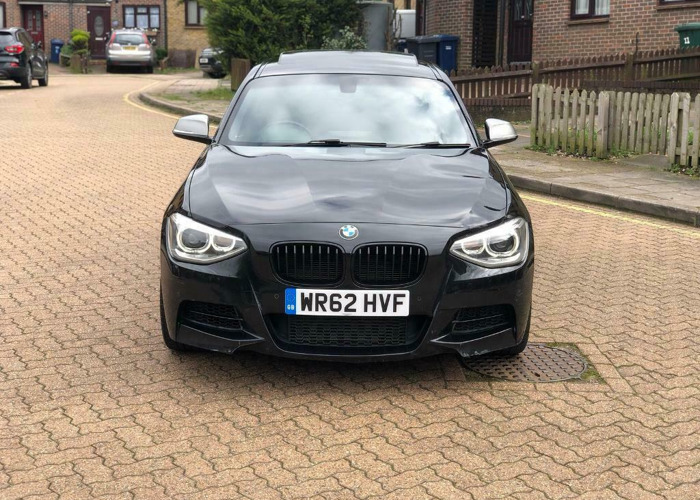 2012 Bmw M135i FBMWSH Fully loaded - 1