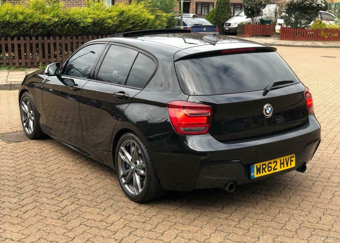 2012 Bmw M135i FBMWSH Fully loaded - 2