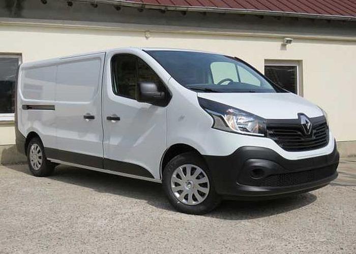 2012 Renault TRAFIC Campervan - 1