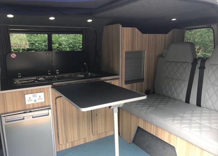 2015 VW T5 Campervan - 1
