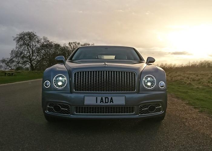 2017 Bentley Mulsanne (Chauffered) - 1