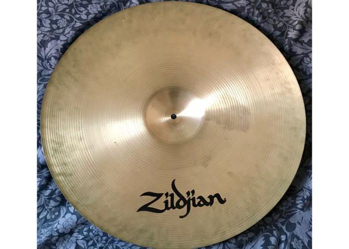 "23"" Zildjian Avedis Ride - 2"