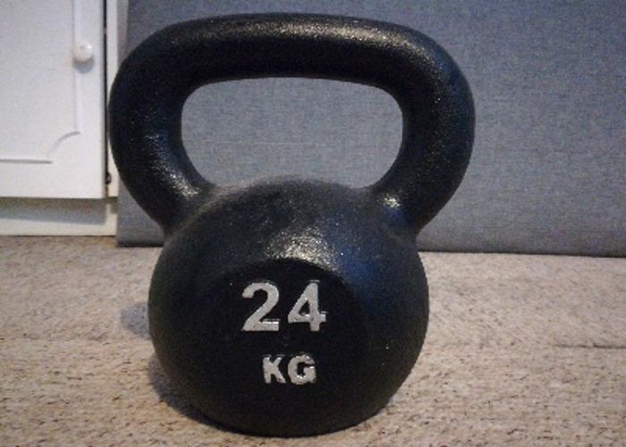 24 Kg kettle bell - 1