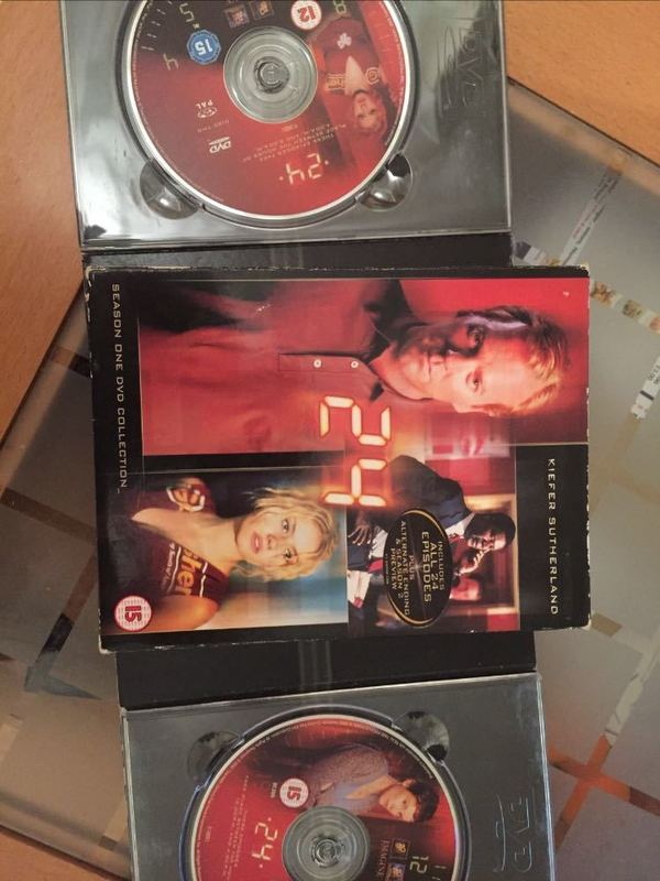 24 SEASON 1 DVD BOXSET - 2